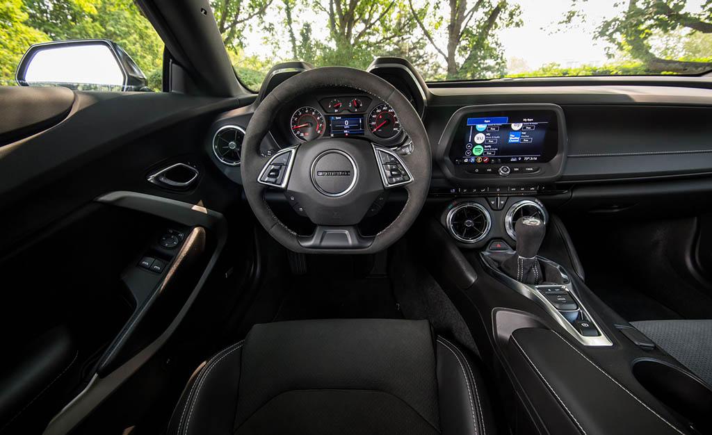 اعلام قیمت و مشخصات شورولت کامارو مدل 2019