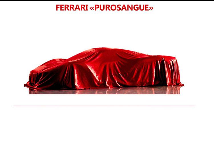 Ferrari Purosangue SUV / شاسیبلند کراساور فراری پوروسنگوئه