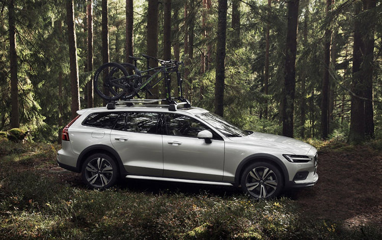 2020 Volvo V60 Cross Country / کراساور ولوو V60 کراس کانتری 2020
