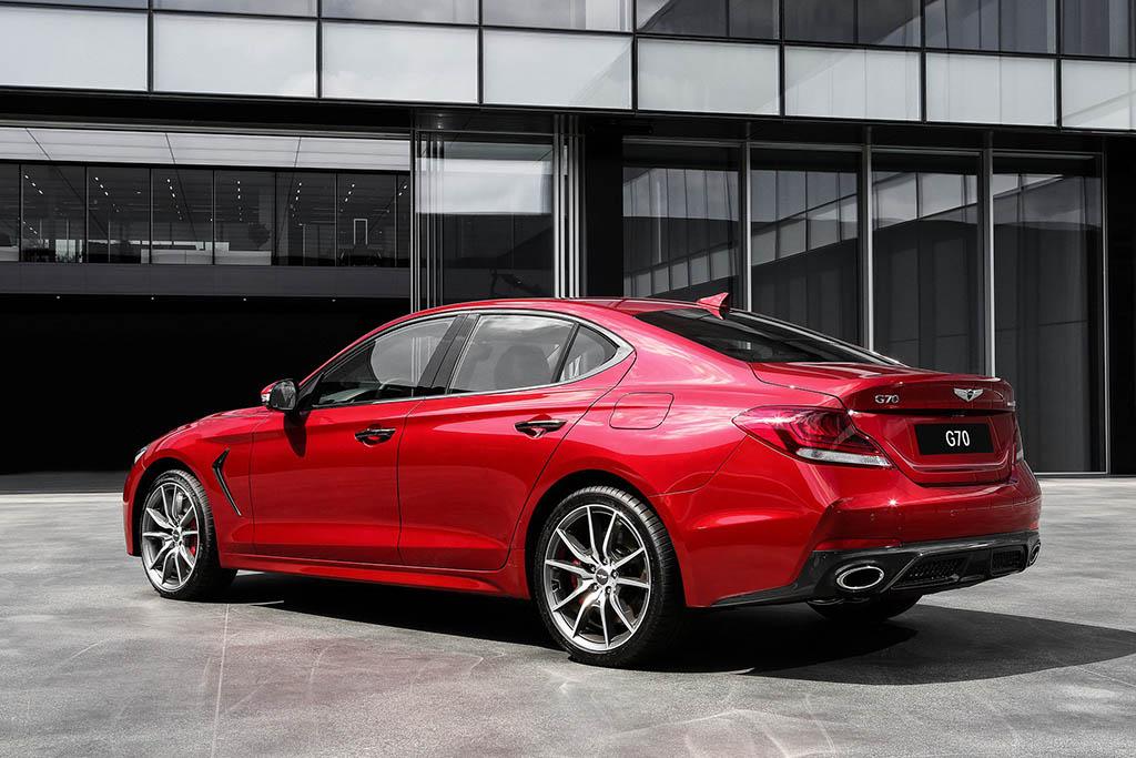 معرفی جنسیس G70 مدل 2019 + قیمت