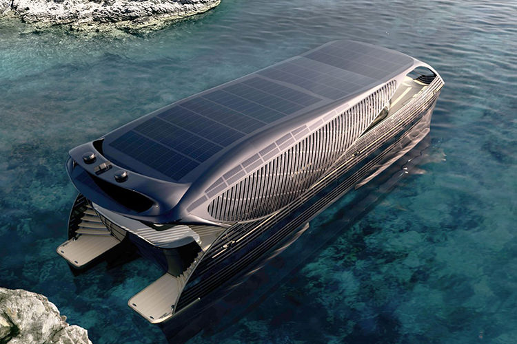 SolarImpact Yacht