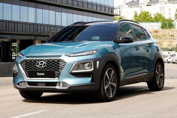هیوندای کنا Hyundai Kona 2018