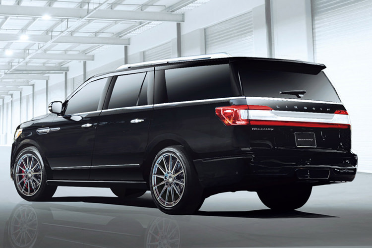 Lincoln Navigator HPE600 Hennessey