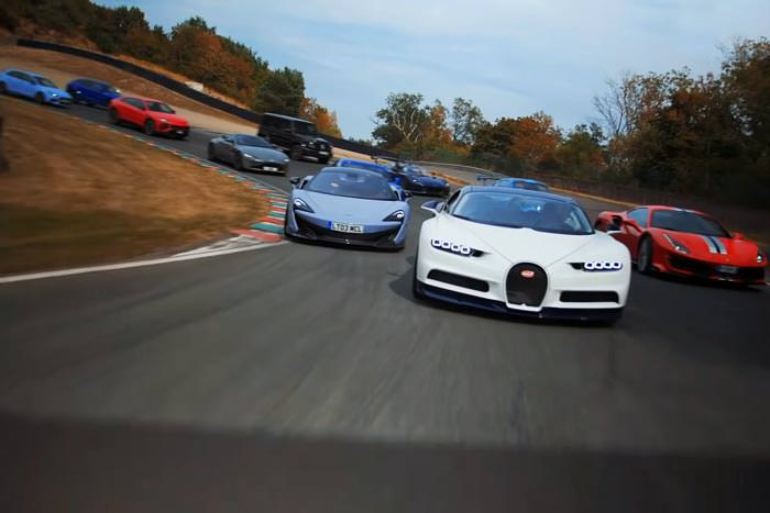 Top Gear 2018 Performance Car Of The Year