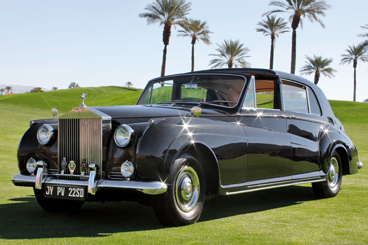 Rolls-Royce Phantom V