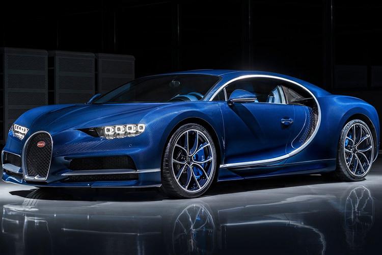 بوگاتی شیرون / Bugatti Chiron