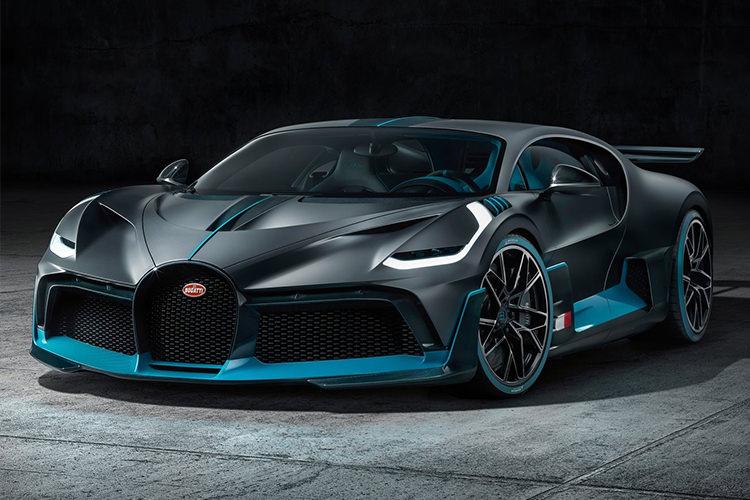 Bugatti Divo / بوگاتی دیوو