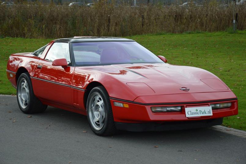 شورولت کوروت ZR-1 مدل 1990 تا 1995
