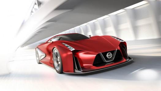 Nissan 2020 Vision