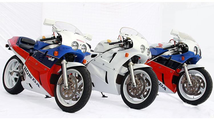 Honda VFR750R Type RC30