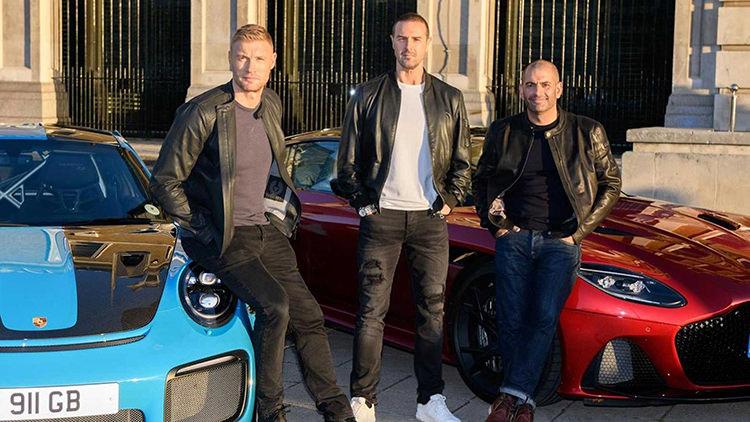 Top Gear Hosts / مجریان تاپ گیر