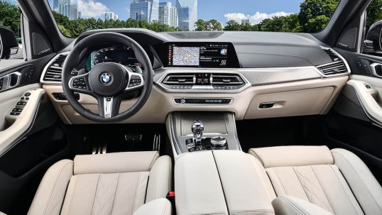 بامو X5 مدل 2019