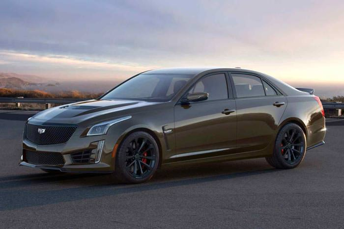 Cadillac CTS-V Pedestal Edition