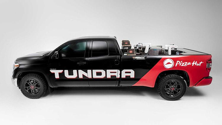 Toyota Tundra pickup / وانت پیکآپ تویوتا توندرا