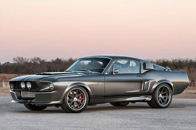 Ford Mustang Boss 429 / خودروی عضلانی فورد موستانگ باس 429