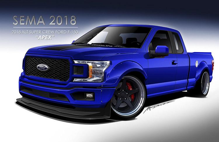 Ford Pickup / وانت پیکآپ فورد سری F
