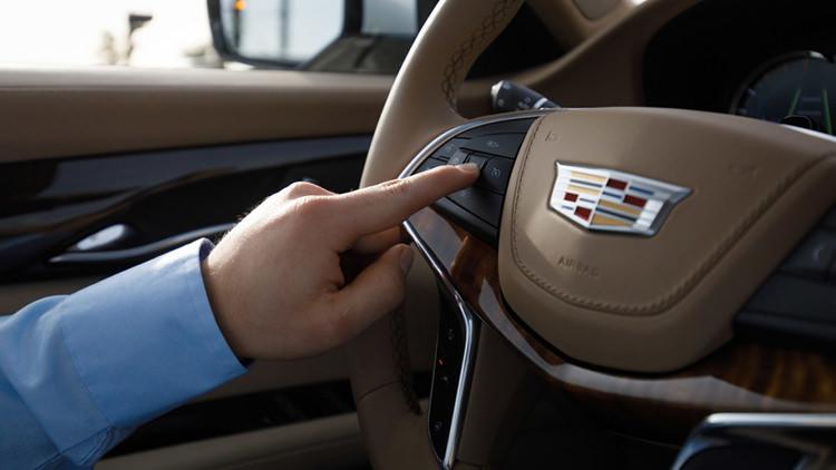 General Motors Cadillac Super Cruise / جنرال موتورز کادیلاک سوپر کروز خودران