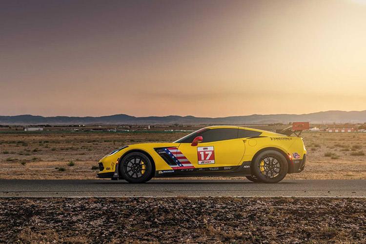 Chevrolet Corvette Z06 / شورولت کوروت Z06 تیونینگ
