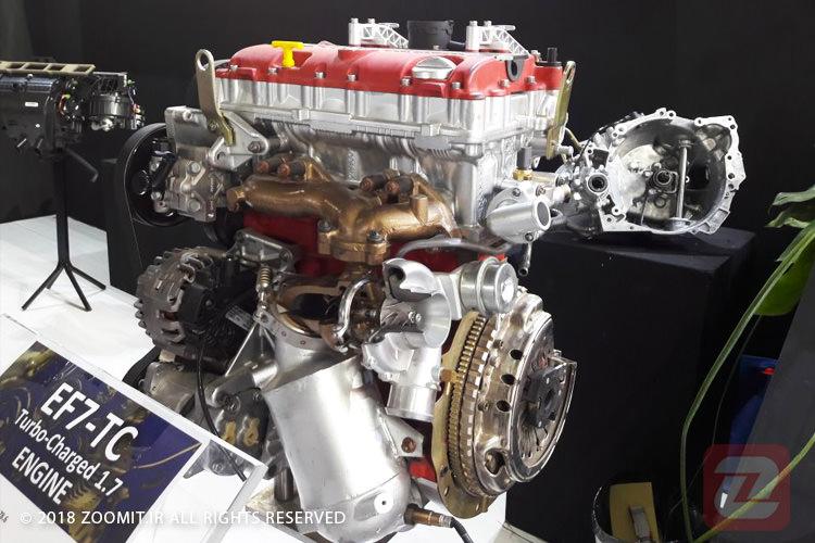 موتور دنا