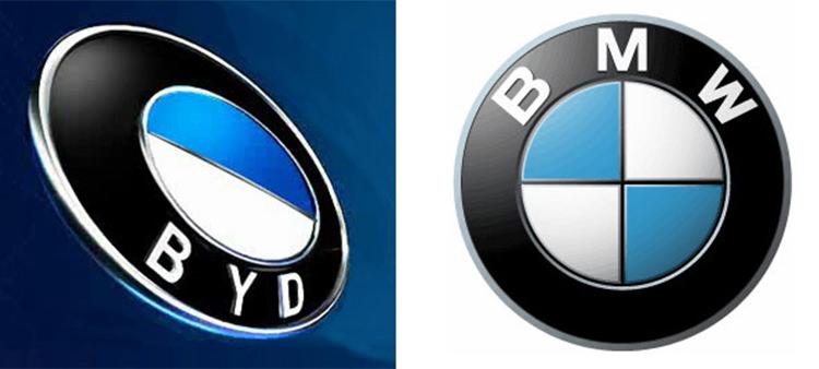 BYD BMW
