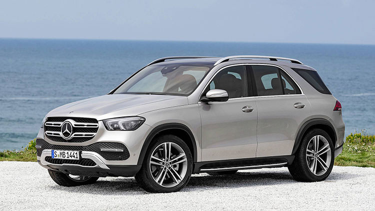 2019 Mercedes-Benz GLE / مرسدس بنز GLE کلاس ۲۰۱۹