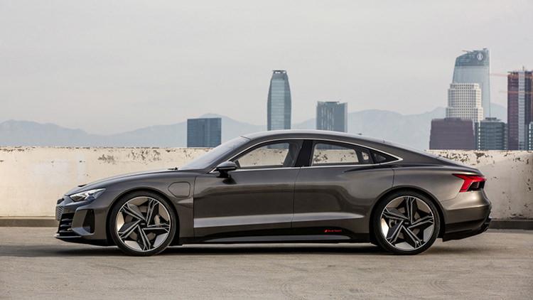 Audi E-Tron GT Concept / مفهومی آئودی ای-ترون جی تی