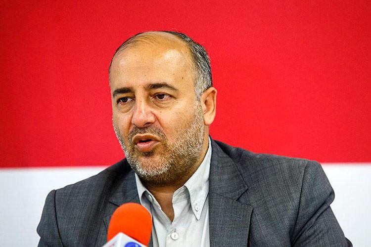 محمدرضا منصوری نماینده مجلس شورای اسلامی