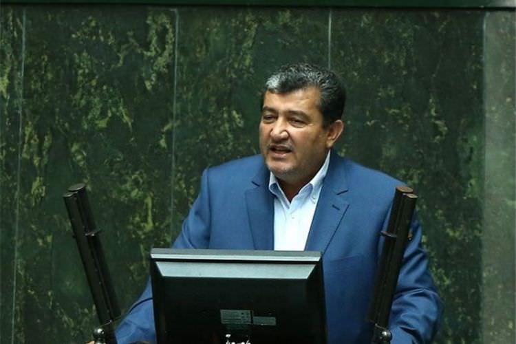 امیر خجسته نماینده همدان در مجلس شورای اسلامی