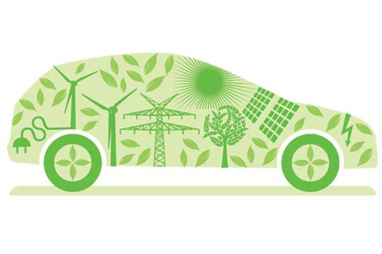 خودرو برقی پاک / Electric Car