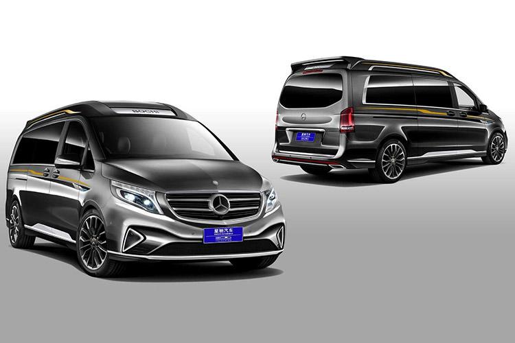 Mercedes benz V-Class / ون مرسدس بنز کلاس V