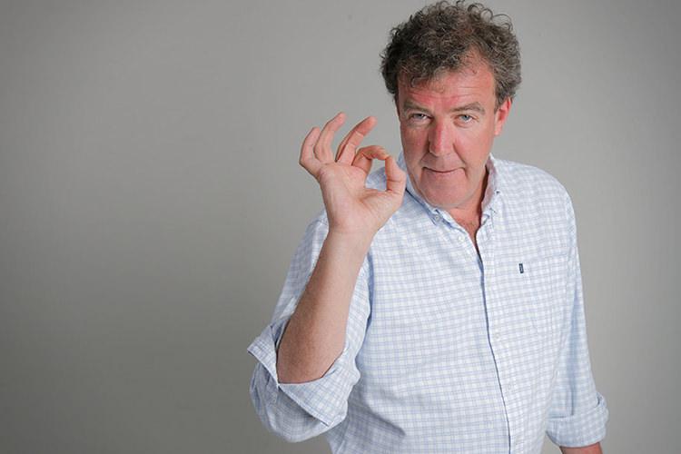 Jeremy Clarkson / جرمی کلارکسون
