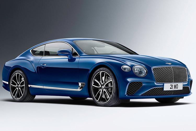 Bente; Continental GT / بنتلی کانتیننتال جی تی