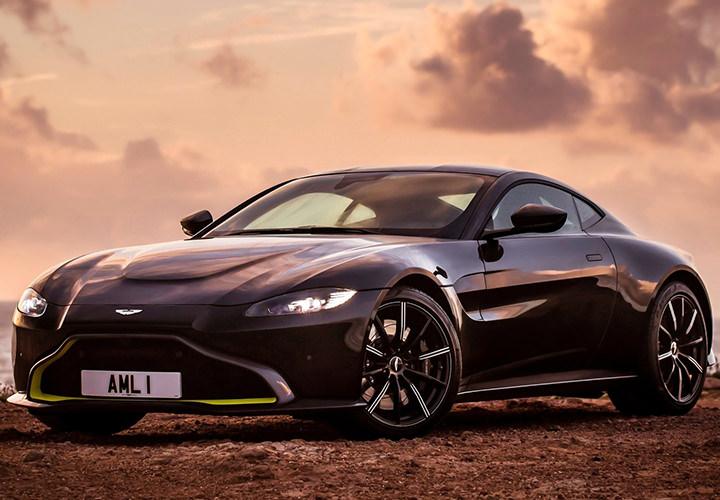 Aston Martin Vantage / استون مارتین ونتیج