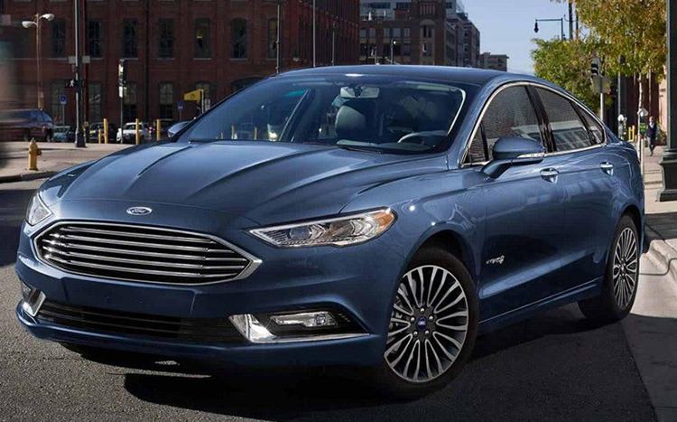 فورد فیوژن انرژی / Ford Fusion Energi