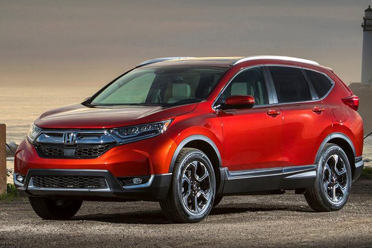 هوندا / Honda CR-V