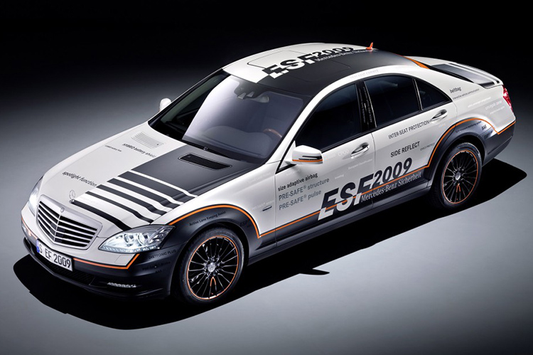 Mercedes Benz ESF S400