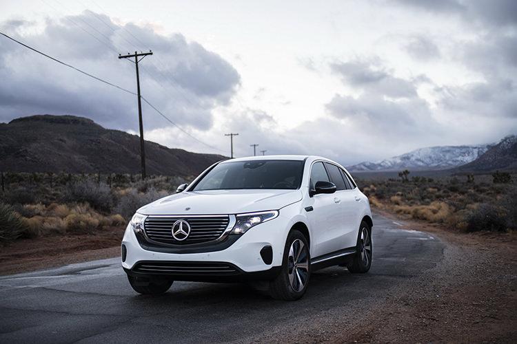 Mercedes Benz EQC / مرسدس بنز