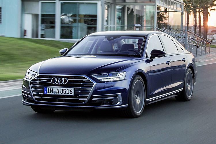 Audi A8 / سدان آئودی A8