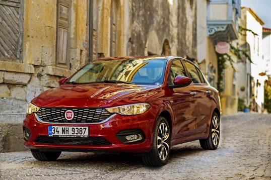 فیات اژه، پرفروشترین خودروی ترکیه