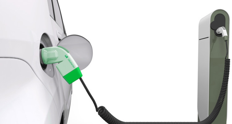 شارژر باتری خودروی الکتریکی