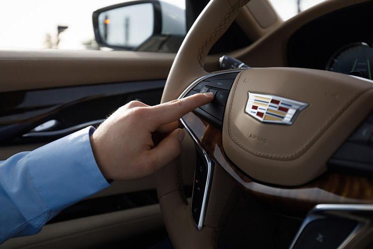 Cadillac Super Cruise / سیستم نیمه خودران سوپرکروز کادیلاک