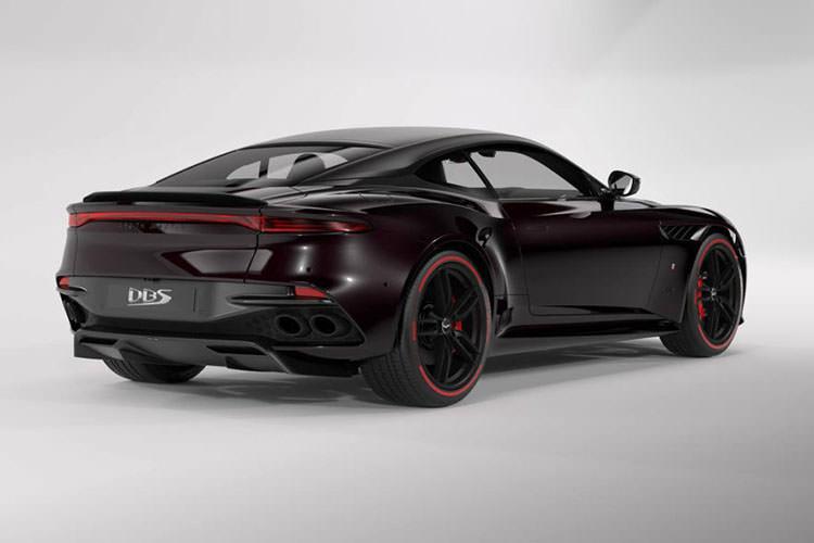 Aston Martin DBS Superleggera TAG Heuer Edition / استون مارتین