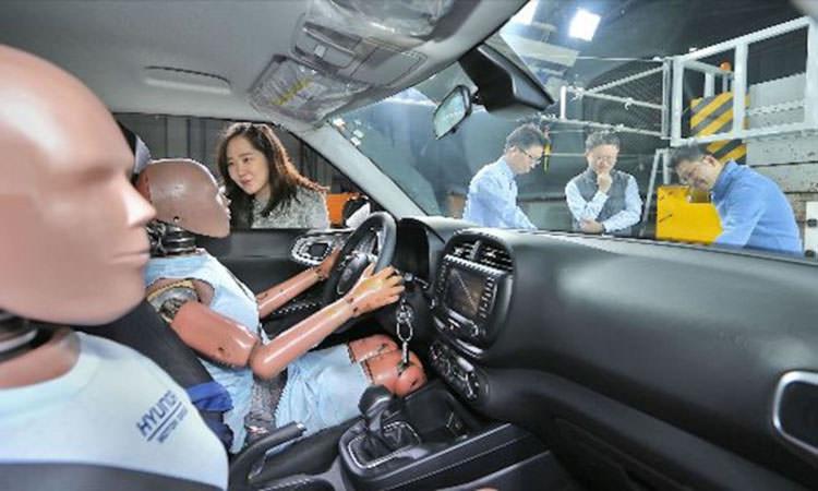 Hyundai Air bag / هیوندای کیسه هوا ایربگ