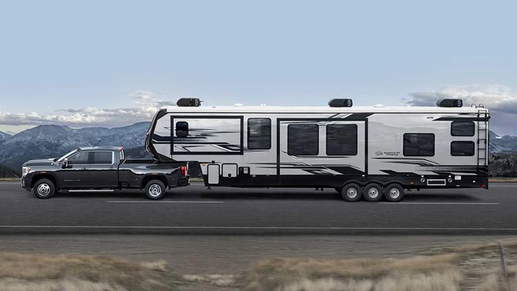 2020 GMC Sierra HD / وانت جی ام سی سیرا