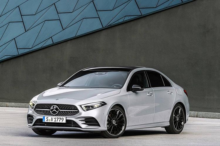 2019 Mercedes-Benz A-Class sedan / سدان مرسدس بنز کلاس A مدل 2019