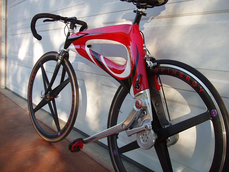 NuBike bicycle / دوچرخه بدون زنجیر نیوبایک