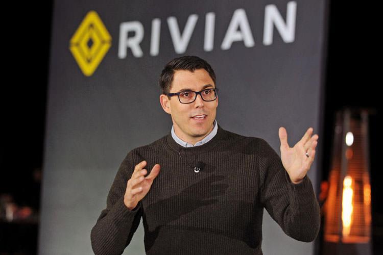Rivian / مدیرعامل ریوین