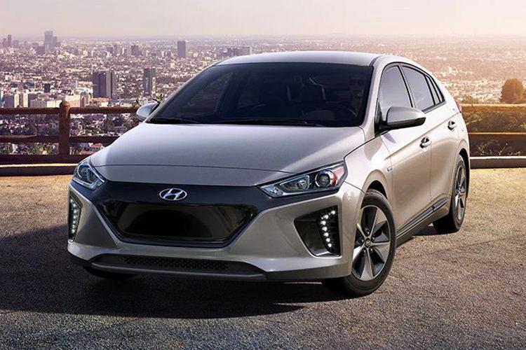 Hyundai Ioniq EV / هیوندای آیونیک برقی