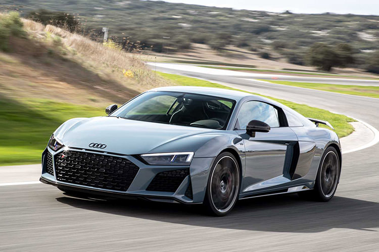 Audi R8 / آئودی