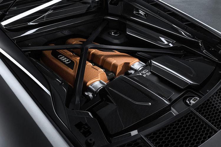 Audi R8 V10 Decennium / آئودی آر 8 دسینیوم